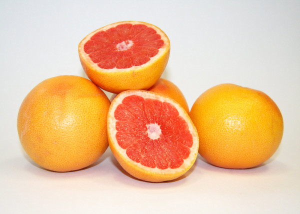 Grapefruit 2 Fototapete