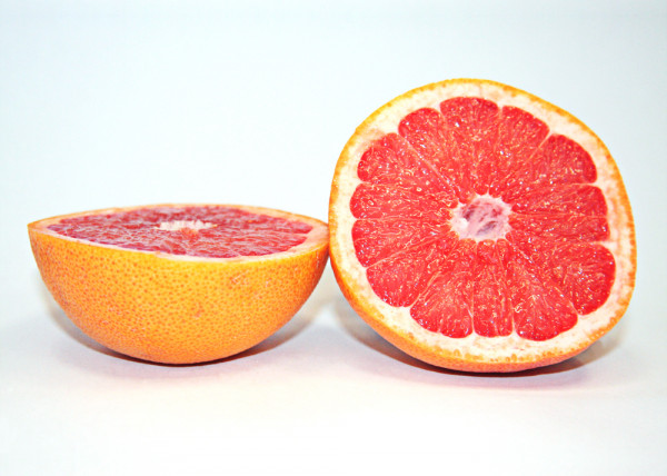 Grapefruit 3 Fototapete