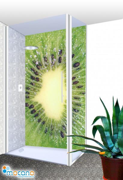 Duschrückwand - Kiwi Wohnbeispiel