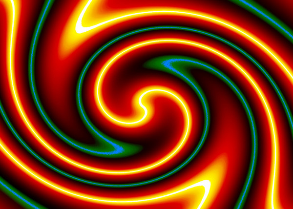 Hypnotic Fototapete