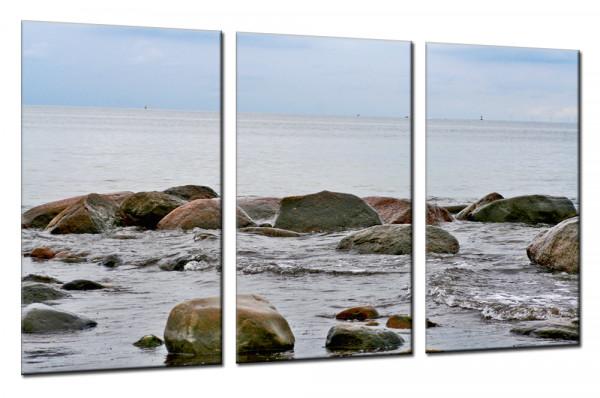 Dreaming Landscape 10 - Mehrteiliges Leinwandbild
