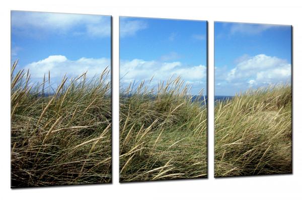 Sea View 6 - Mehrteiliges Leinwandbild