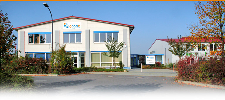Firmenansicht Mocano, der Hersteller und Produzent von Fototapeten