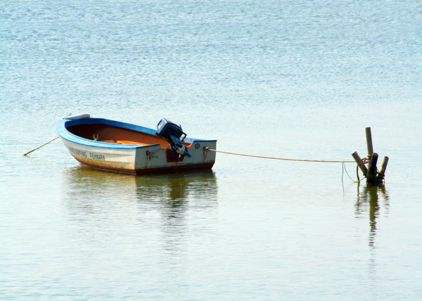 Boat Trip Fototapete