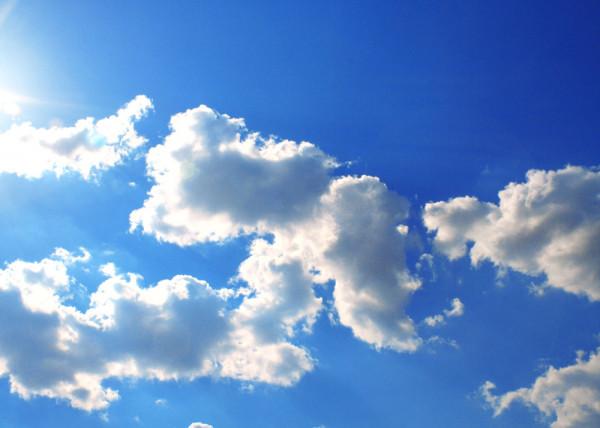 Panorama Sky Fototapete
