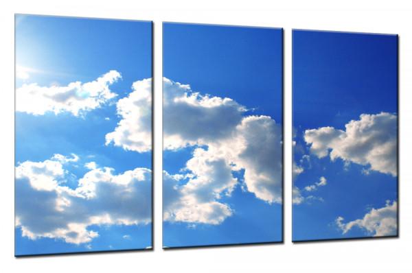 Panorama Sky - Mehrteiliges Leinwandbild