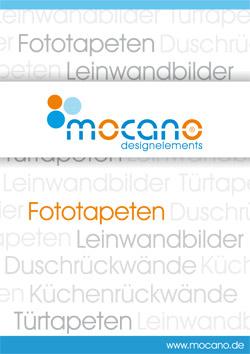 Katalog mocano Fototapeten